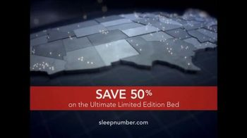 Ultimate Sleep Number Event TV Spot, 'Pick and Choose World' - Thumbnail 7