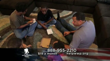 Wounded Warrior Project TV Spot, 'PTSD' Featuring Nestor Serrano - 77 commercial airings