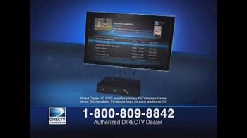 DIRECTV TV Spot, 'Free Genie Upgrade' - Thumbnail 1