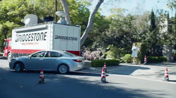 Bridgestone DriveGuard Tires TV Spot, 'Mess with the World' Ft. Julie Bowen - Thumbnail 1