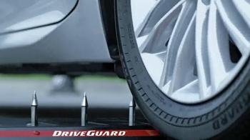 Bridgestone DriveGuard Tires TV Spot, 'Mess with the World' Ft. Julie Bowen - Thumbnail 4
