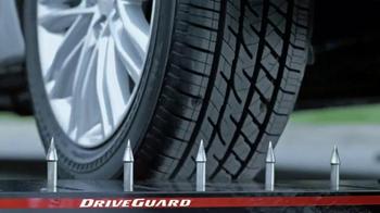 Bridgestone DriveGuard Tires TV Spot, 'Mess with the World' Ft. Julie Bowen - Thumbnail 5