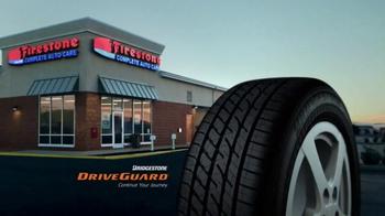Bridgestone DriveGuard Tires TV Spot, 'Mess with the World' Ft. Julie Bowen - Thumbnail 6