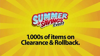 Walmart Summer of Savings Event TV Spot, 'Fourth of July' - Thumbnail 5