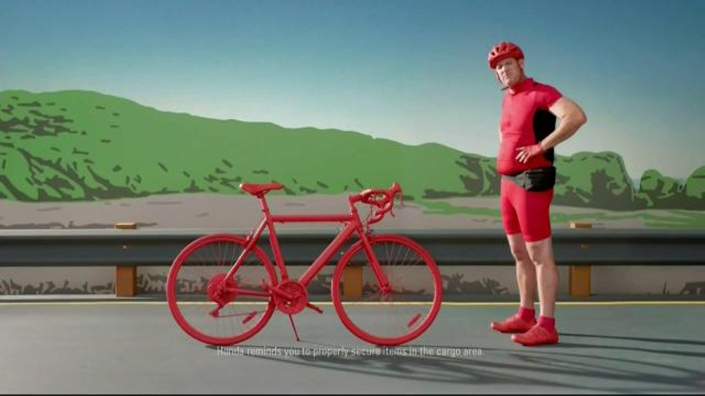 2015 Honda Fit TV Commercial, 'Biker, Fortune, Cup, Meerkat'