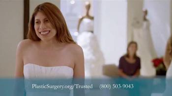 American Society of Plastic Surgeons TV Spot, 'Trusted' - Thumbnail 2