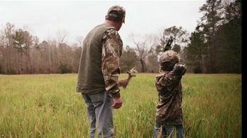 Realtree TV Spot, \'Thanks Dad!\'
