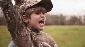 Realtree TV Spot, 'Thanks Dad!' - Thumbnail 3