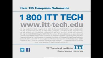 ITT Technical Institute TV Spot, 'The Right Education' - Thumbnail 9