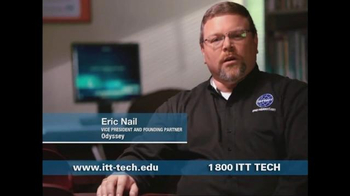 ITT Technical Institute TV Spot, 'The Right Education' - Thumbnail 4