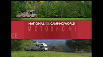 Camping World Motorhome Clearance Event TV Spot - Thumbnail 1