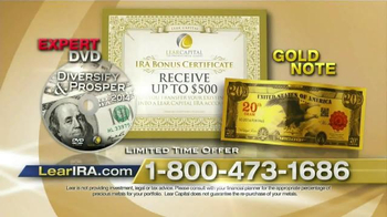 Lear Capital TV Spot, 'Add Gold to your IRA' - Thumbnail 10
