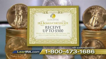 Lear Capital TV Spot, 'Add Gold to your IRA' - Thumbnail 8