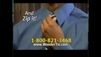 Wonder Tie TV Spot - Thumbnail 9