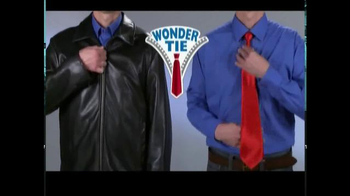 Wonder Tie TV Spot