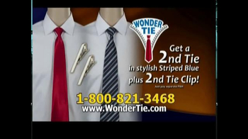 Wonder Tie TV Spot - Thumbnail 8