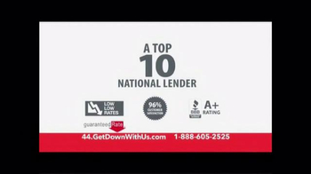 Guaranteed Rate TV Spot, 'How Low Can you Go?' Featuring Ty Pennington - Thumbnail 4