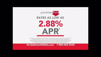 Guaranteed Rate TV Spot, 'How Low Can you Go?' Featuring Ty Pennington - Thumbnail 8