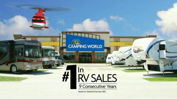 Camping World TV Spot, 'Number One' - Thumbnail 3