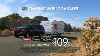 Camping World TV Spot, 'Number One' - Thumbnail 6