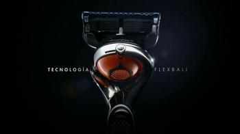 Gillette ProGlide con Tecnología Flexball TV Spot, 'Caras' [Spanish] - Thumbnail 6