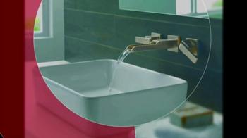 Delta Faucet TV Spot, 'Ahead of the Curve' - Thumbnail 8