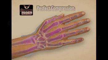 Copper Hands TV Spot, 'Pain Away'