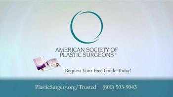 American Society of Plastic Surgeons TV Spot, 'Questions' - Thumbnail 6
