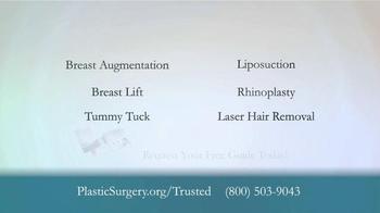 American Society of Plastic Surgeons TV Spot, 'Questions' - Thumbnail 5