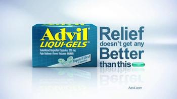 Advil Liqui-Gels TV Spot, 'Faster, Stronger' - Thumbnail 8