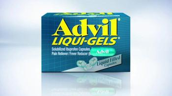 Advil Liqui-Gels TV Spot, 'Faster, Stronger' - Thumbnail 3