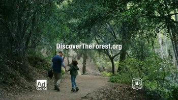 Discover the Forest TV Spot, 'Staring Contest' - Thumbnail 9