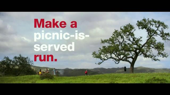 Target TV Spot, 'Picnic is Served' - Thumbnail 4