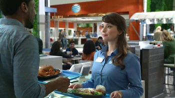 AT&T Best-Ever Family Pricing TV Spot, 'Food Court' - Thumbnail 5