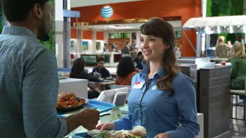 AT&T Best-Ever Family Pricing TV Spot, 'Food Court' - Thumbnail 6