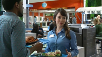 AT&T Best-Ever Family Pricing TV Spot, 'Food Court' - Thumbnail 8