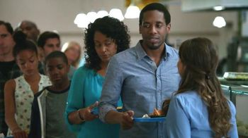 AT&T Best-Ever Family Pricing TV Spot, 'Food Court' - 3999 commercial airings