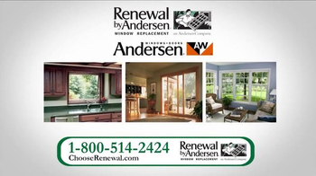 Renewal by Andersen TV Spot, 'Buy 1 Window, Get 1 Window 40% Off' - Thumbnail 6