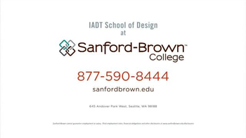 Sanford-Brown College TV Spot, 'Graphic Design Training' - Thumbnail 8