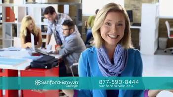 Sanford-Brown College TV Spot, 'Graphic Design Training' - Thumbnail 4