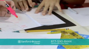 Sanford-Brown College TV Spot, 'Graphic Design Training' - Thumbnail 5