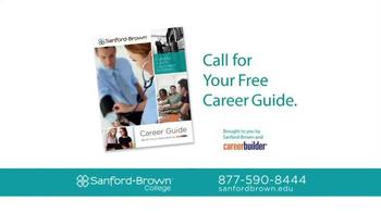 Sanford-Brown College TV Spot, 'Graphic Design Training' - Thumbnail 7