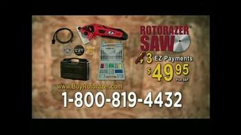 Ideal Living Rotorazer Saw TV Spot - Thumbnail 6