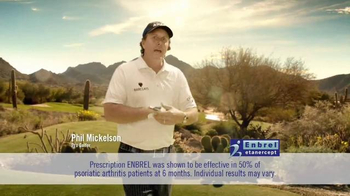 Enbrel TV Spot Featuring Phil Mickelson, 'Best Part of Every Journey' - Thumbnail 2