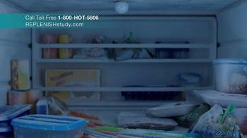 Replenish TV Spot, 'Hot Flash Research Study' - Thumbnail 1
