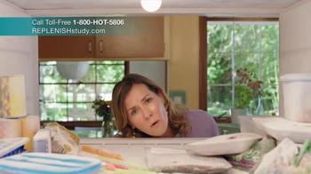 Replenish TV Spot, 'Hot Flash Research Study' - Thumbnail 2