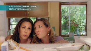 Replenish TV Spot, 'Hot Flash Research Study' - Thumbnail 4