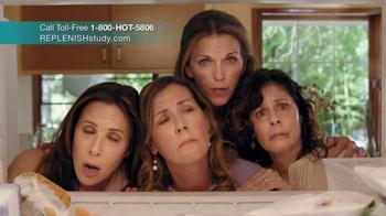 Replenish TV Spot, 'Hot Flash Research Study' - Thumbnail 5