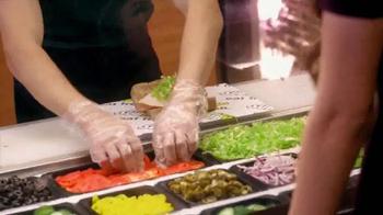 Subway TV Spot, 'Pile It On' Featuring Cimorelli - Thumbnail 2