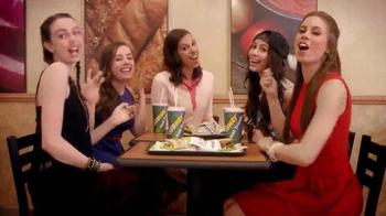 Subway TV Spot, 'Pile It On' Featuring Cimorelli - Thumbnail 7